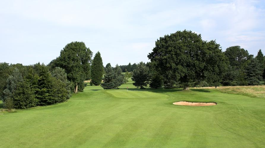 Whipsnade Park - Hole 12